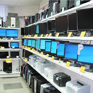 Компьютерные магазины Юрги