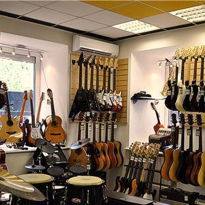 Музыкальные магазины Юрги