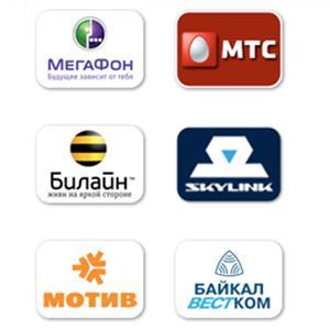 Операторы сотовой связи Юрги