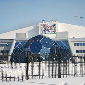 Спортивные комплексы Юрги