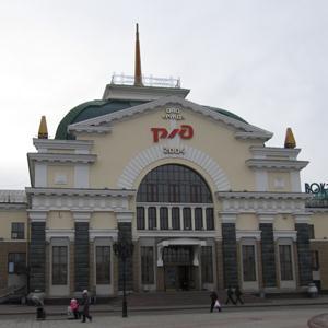 Железнодорожные вокзалы Юрги